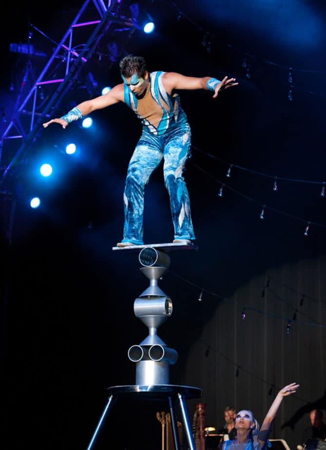 rolla-bolla cirque noel montlucon
